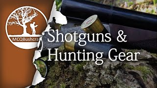 Shotguns & Hunting Gear