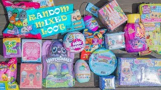 Random And Mixed Loot Blind Bag Toys Unboxing #5