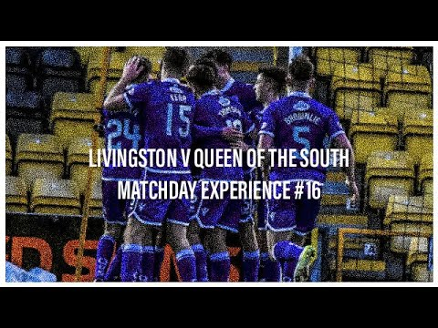 Livingston Vs Queen Of The South 6/1/18