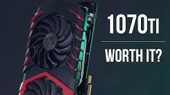 1070 Ti Strikes Back - MSI GTX 1070 Ti Gaming 8G Benchmarks!