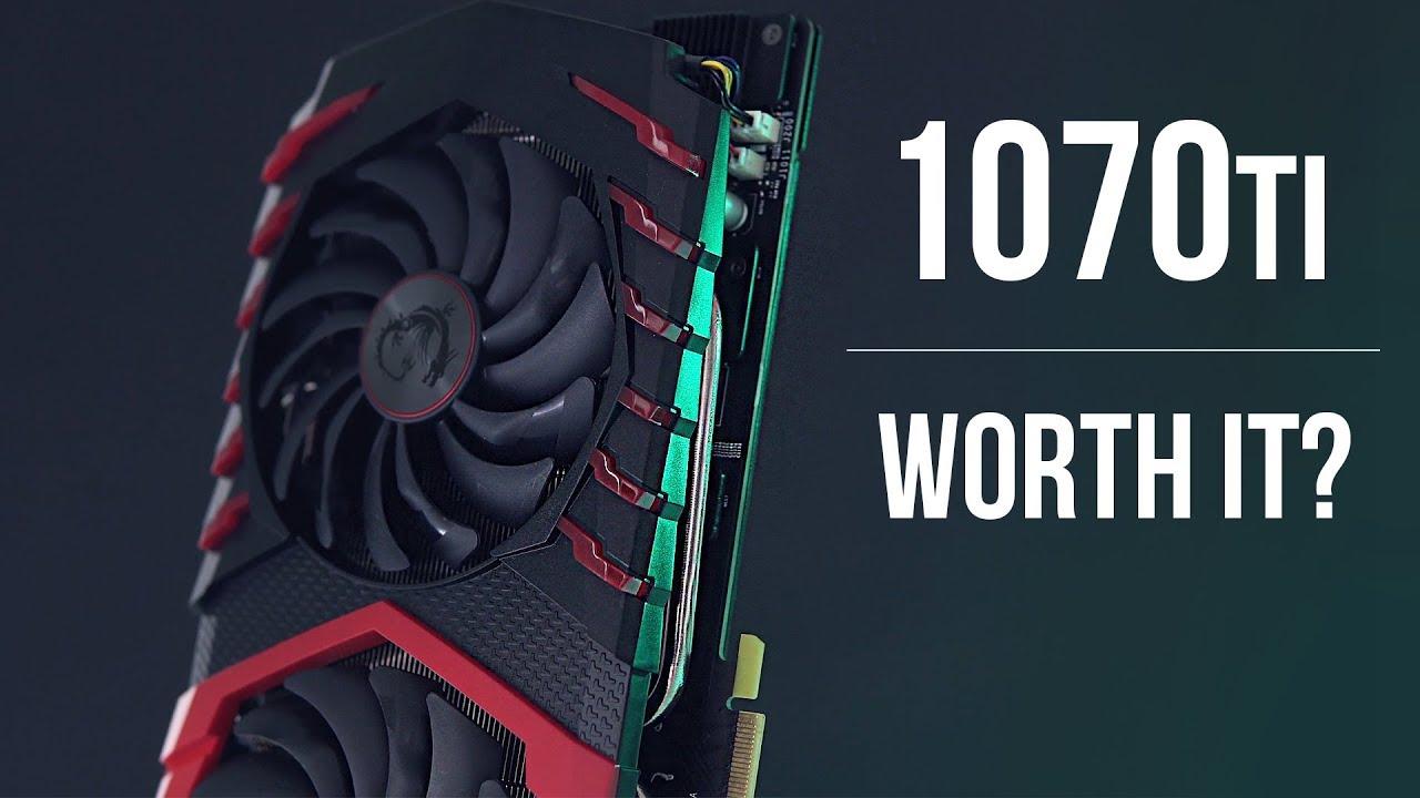 1070 Ti Strikes Back – MSI GTX 1070 Ti Gaming 8G Benchmarks!