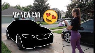 I BOUGHT A NEW CAR!! | Natalie Roush