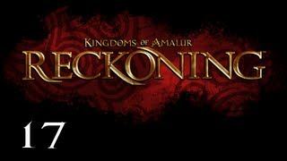 Прохождение Kingdoms of Amalur: Reckoning - Часть 17 — Баллада Кровавых Костей: Король Венцен