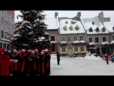 Quebec christmas music