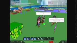 roblox short 2d rpg game trunks goes insane? made by freiza567
