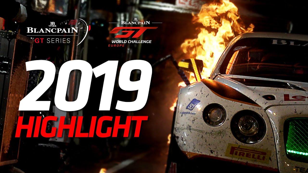 EPIC HIGHLIGHT! - Blancpain GT Series 2019 - Motor Informed
