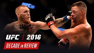 UFC Decade in Review - 2016