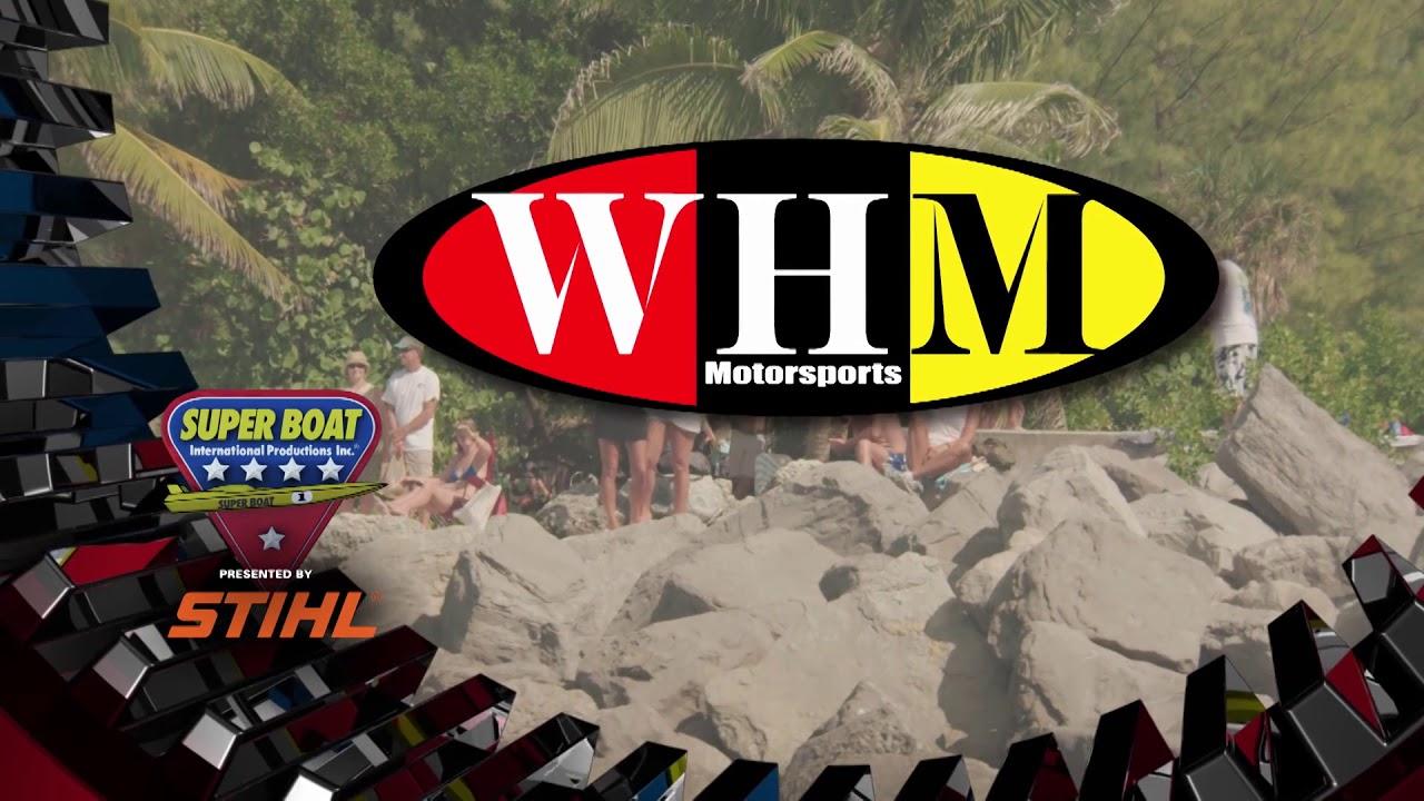 2017 Super Boat International World Championship Show #1 from Key West FL