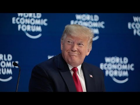 The dirty little secret of Davos 2020 is they all need Trump to be reelected: Niall Ferguson
