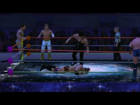 POW (Public Domain & Open-Source Wrestling) ep1
