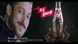 Thums Up Ad | Main Hoon Toofani- Salman Khan