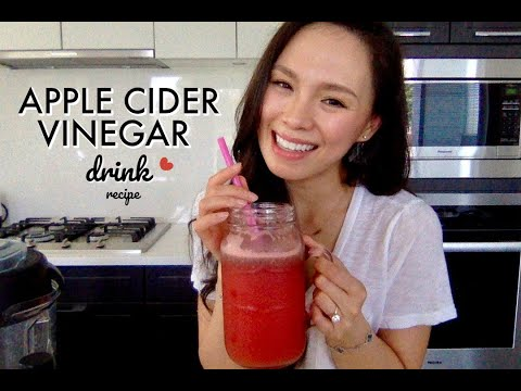 apple-cider-vinegar-drink-|-stop-cravings-and-mindless-snacking