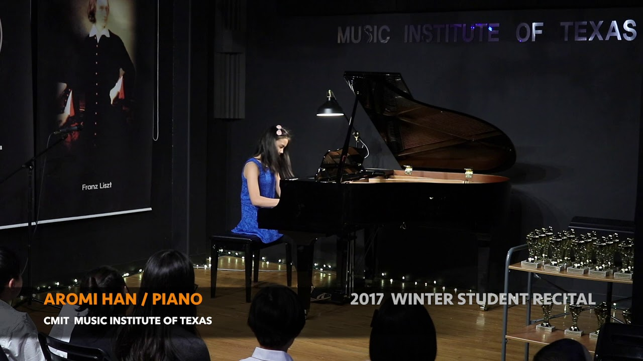 2017 CMIT WINTER RECITAL