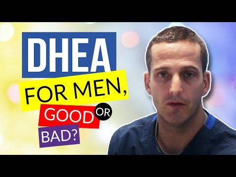 Dhea Supplementation For Men