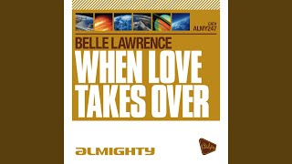 When Love Takes Over (Almighty Anthem Radio Edit)