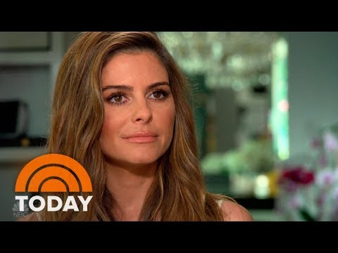 Maria Menounos Opens Up About Her Surgery: 'I Feel So Lucky'   TODAY