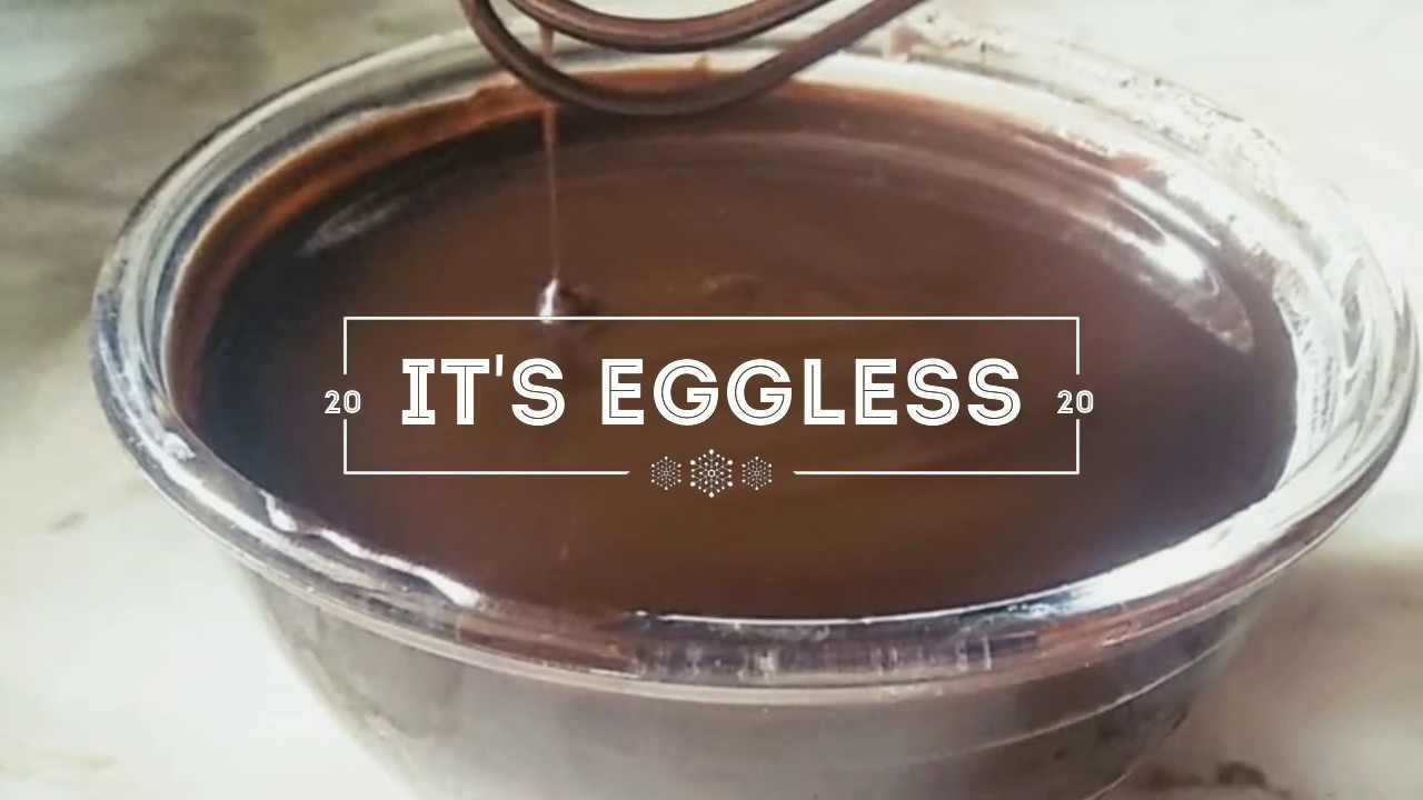 3 INGREDIENTS EASY CHOCOLATE SAUCE RECIPE – HOW TO MAKE CHOCOLATE SAUCE AT HOME