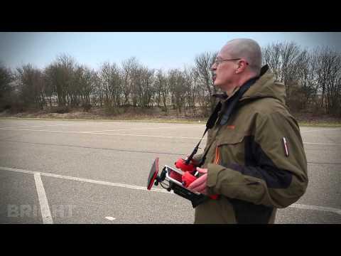 Uitpakparty: Parrot Bebop Drone