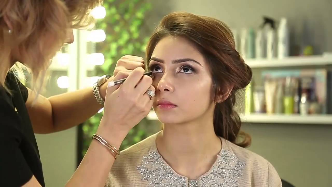Perfect Party Makeup Look - YouTube
