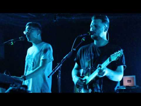 "Alt-J ∆ ""Bloodflood pt. II"" NPR First Listen Live @ (Le) Poisson Rouge NYC 9/2/14"