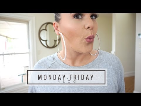 The BIGGER The Hoop The BIGGER The HOE!!!💃 | Monday Friday VLOGS