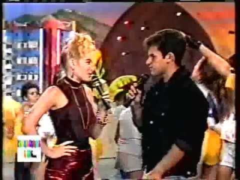 Angélica, Nill e Giovanna Antonelli no 'Clube da Criança' | TV Manchete (1991)
