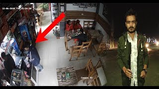 पोखराको भाइरल चोर यही हो   एक पछी अर्को चोरी   CCTV क्यामरामा हेर्नुहोस चोर । 'छेटे चोर' । Pokhara