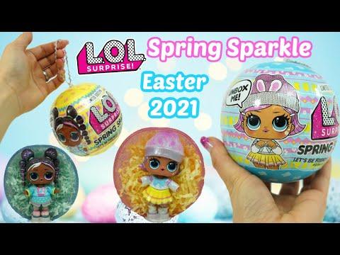 Получение Куклы One Spring Sparkle - Это Кролик Хан. Работать