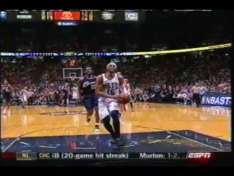 New Jersey Nets vs. Cleveland Cavaliers - Game 3 (2007 Sportscenter Coverage)