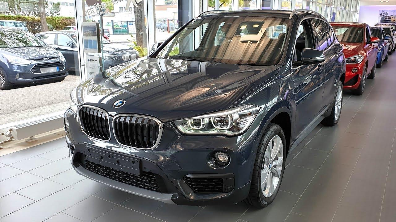 2018 BMW X1 SDrive 18d Modell Advantage