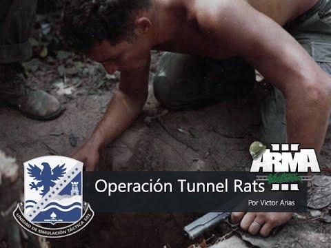 Arma 3 || UST 101 || Operacion Tunnel Rats