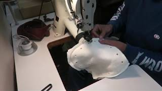 REDMOON後藤惠一郎によるレザークラフト講座 鹿革を使ったバッグ製作で...
