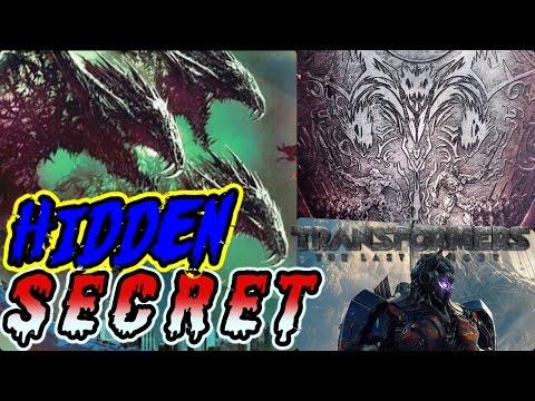 DRAGONSTORM: TRANSFORMERS 5 IMAX 3D EVERY LEGEND HIDES A SECRET???