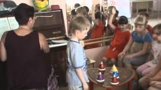 В. Моцарт «Турецкое рондо» для детей старшей группы детского сада