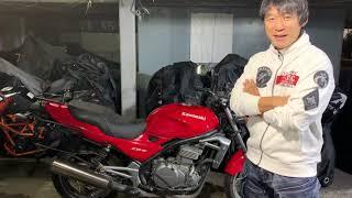 カワサキER5:パラツインスポーツの元祖「ストリートファイターのはしりのバイク」