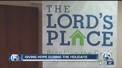 'The Lord's Place' provides shelter to needy of Palm Beach County