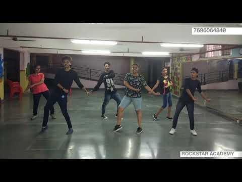 Disco Disco   A Gentleman   dance choreography   Rockstar Academy Chandigarh   Sameer rsa