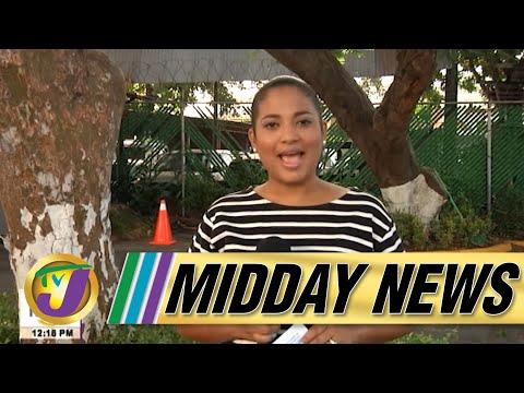 Jamaican Nurses Call in Sick | PNP Warns of Food Crisis | TVJ Midday News - August 25 2021