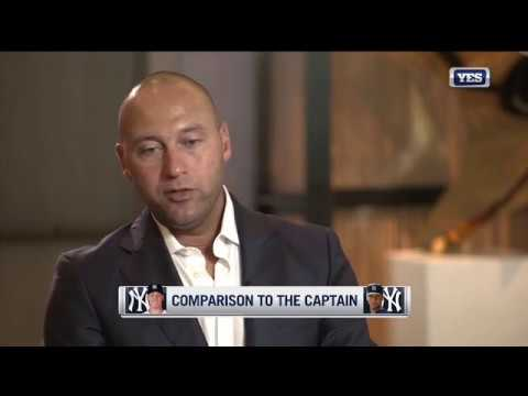 Derek Jeter and Aaron Judge on their comparisons
