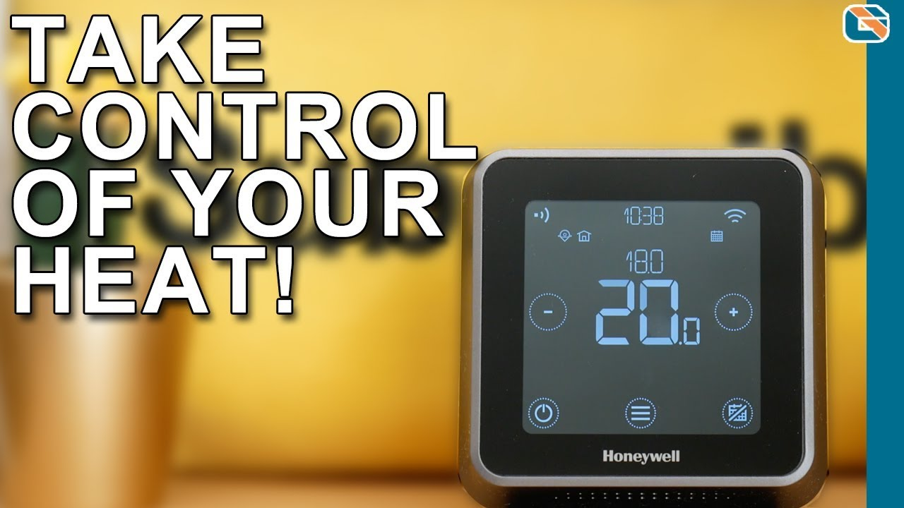 honeywell lyric t6r smart thermostat review ad youtube. Black Bedroom Furniture Sets. Home Design Ideas