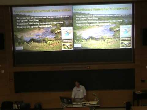 TPWD Freshwater Conservation Initiatives - Tim Birdsong