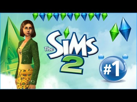 Lets Play The Sims 2 # 1