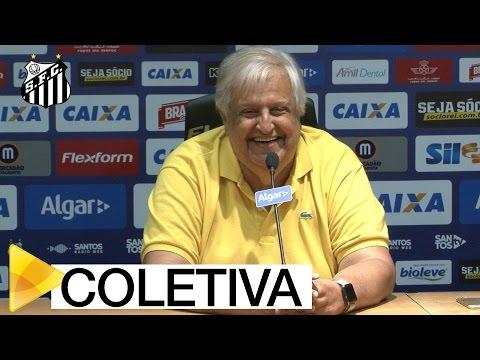 Modesto Roma Jr | COLETIVA DE IMPRENSA (13/01/17)