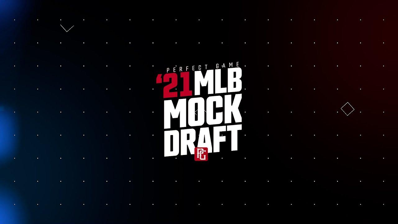 2021 MLB Mock Draft: Final Round Up on Draft Day