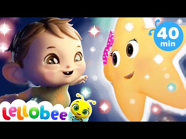 Twinkle Twinkle Little Star   Baby Songs   Nursery Rhymes & Kids Songs   Little Baby Bum
