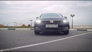 Обзор и тест-драйв Volkswagen Passat для автодилера / Майти Груп / Маркетинг / Реклама