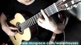 Guns N' Roses: Don't Cry on solo acoustic guitar by Da Vynci
