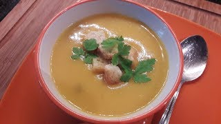 Receita de Sopa de Peixe Cremosa