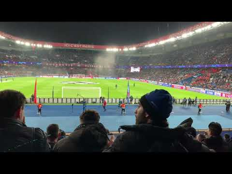 AMBIANCE PARIS SG 1-0 BRUGES LIGUE DES CHAMPIONS 2019-2020