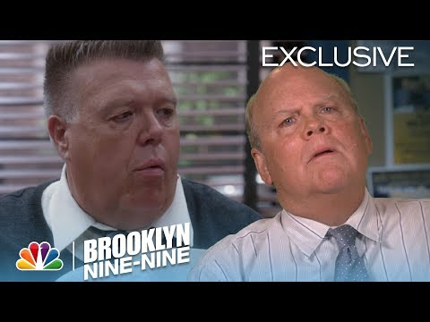 Daydreaming With Hitchcock & Scully: Best Friends Forever | Season 4 | BROOKLYN NINE-NINE